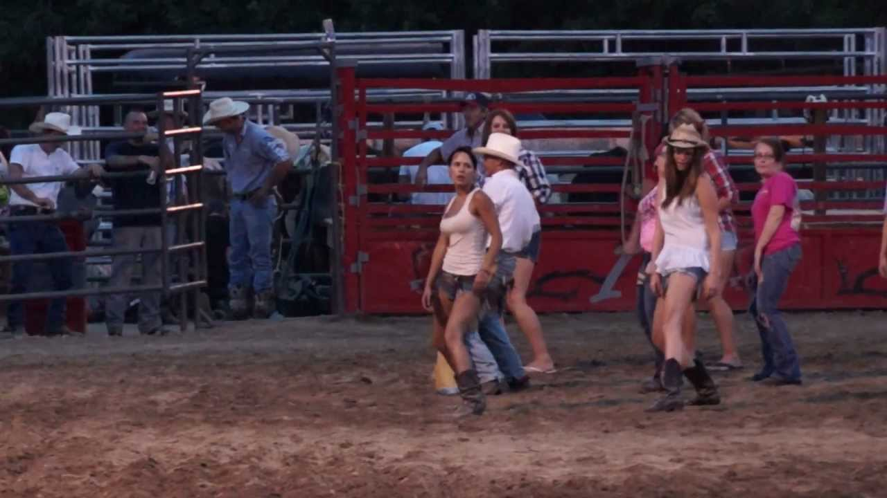 hot nude rodeo women