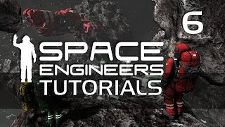 Space Engineers: TUTORIALS - 06 - Conveyors Connectors and Separate Systems