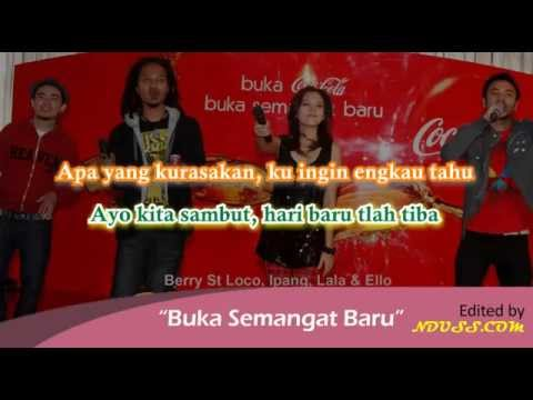 [Karaoke] Buka Semangat Baru - Ello (Minus One/No Vocal)