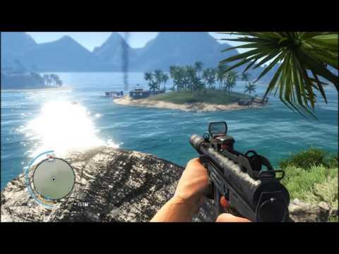 Cùng chơi Far Cry 3: Quẩy tưng bừng đảo hoang