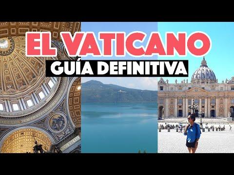 El Vaticano y conocer a El Papa - Guía definitiva con precios