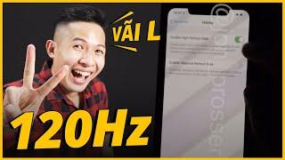 NÓNG!!! iPHONE 12 PRO MAX RÒ RỈ VIDEO TRÊN TAY - XÁC NHẬN CÓ MÀN HÌNH 120Hz!!!