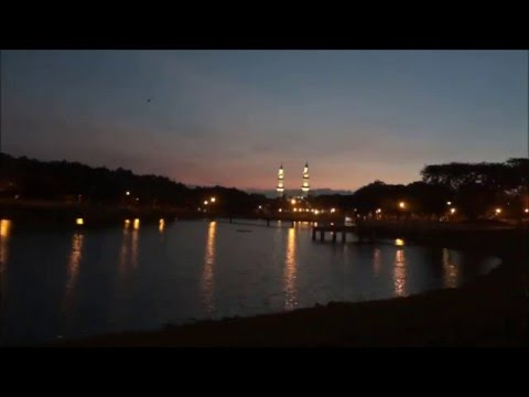 Seremban 2 City Park - Timelapse (Sunrise)