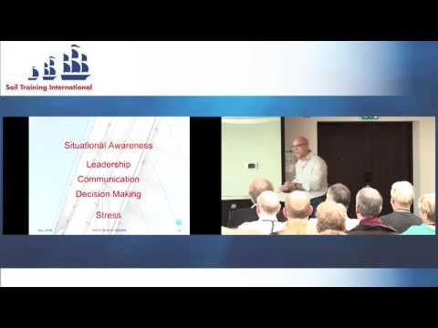 Sti Halmstad 2016 Crisis management and human behaviour - Stephan Kramer