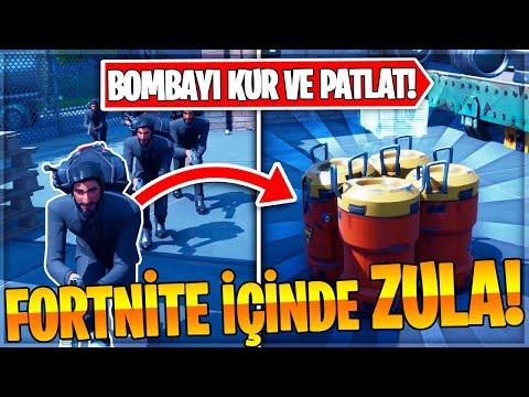 FORTNİTE İÇİNDE ZULA OYNAMAK ! (Türkçe Fortnite)