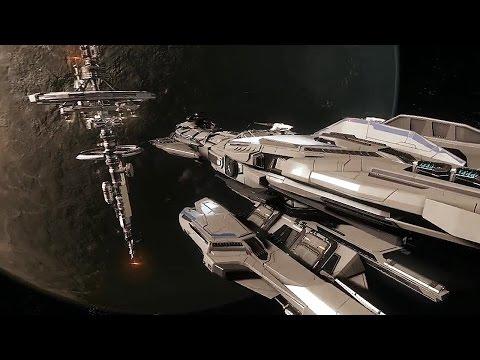 Star Citizen Alpha 2.0 - Demo-Gameplay von der CitizenCon 2015