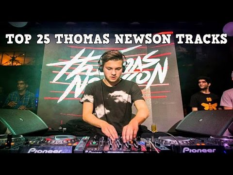 [Top 25] Best Thomas Newson Tracks [2016]