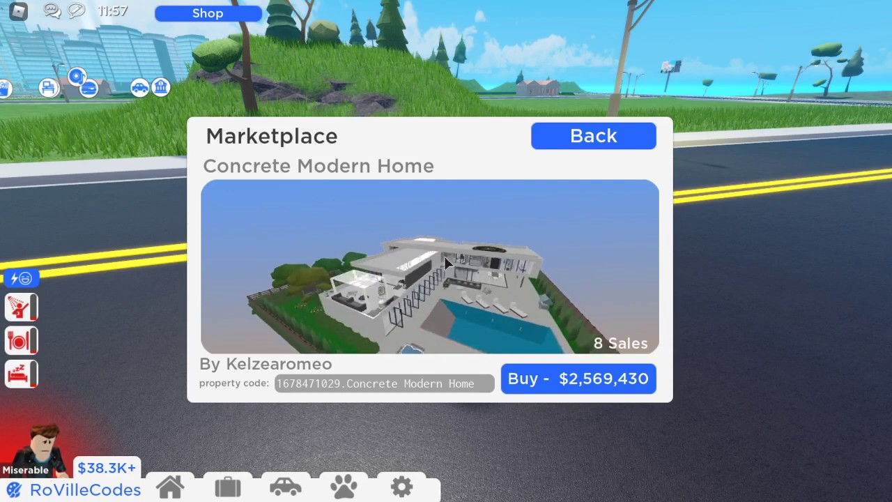 Roblox Roville House Codes Roville House Codes Part 8 Youtube
