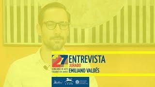 Leon Center. Interview with Emiliano Valdés