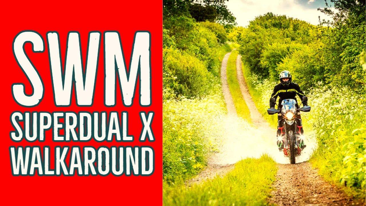 SWM Superdual X Walkaround