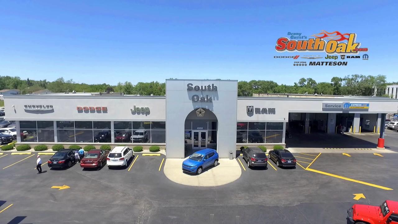 Marvelous South Oak Dodge Chrysler Jeep Ram   Our Matteson Dealership Serving Chicago