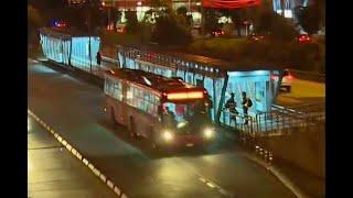 Venezolano intentó evitar robo en bus de Transmilenio y resultó herido – Ojo de la noche
