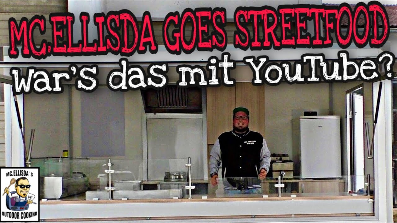 Selbständigkeit mit Foodtruck / MC.ELLISDA goes Streetfood