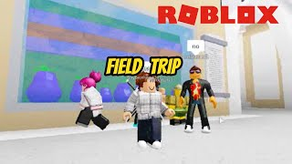 Field Trip  Roblox Gameplay  A Trip To Egypt