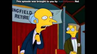 The Simpsons Marge and Homer are Assassins