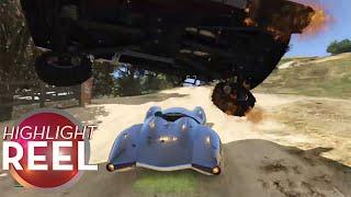 Highlight Reel #512 - GTA Driver Has Wild Ride