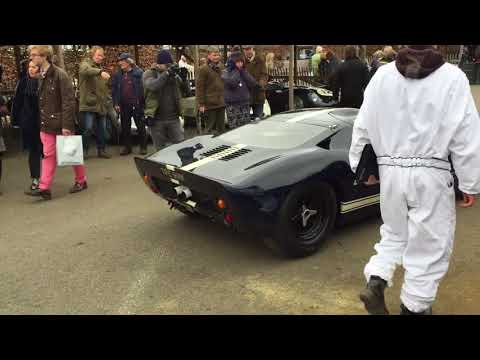 Goodwood 75th MM Pits