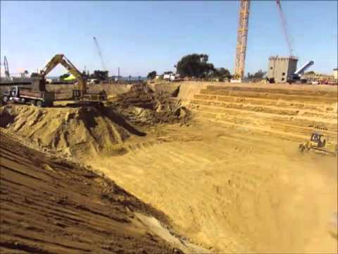 Product Water Tank Excavation Time Lapse
