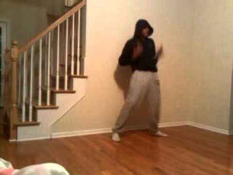 The Al Dukes dancing to Usher Lil Freak