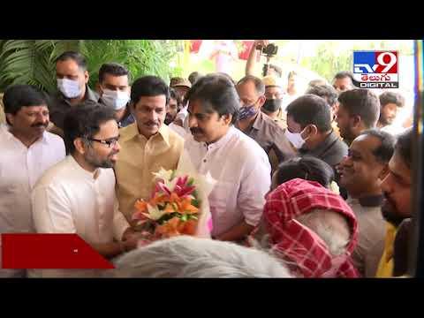 Pawan Kalyan participates Bandaru Dattatreya's 'Alai Balai' - TV9