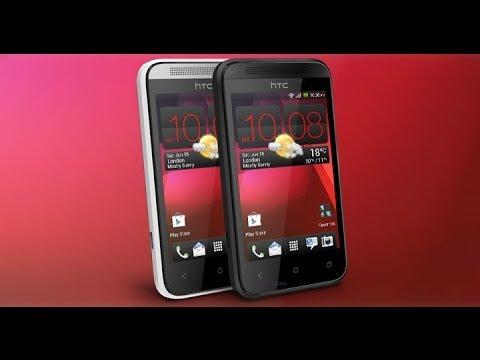 Видео-обзор смартфона HTC Desire 200