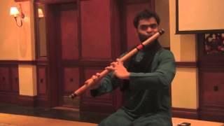 Jay Thakkar - Flute - Live in Goa - Raag Bhairav -- Aalap