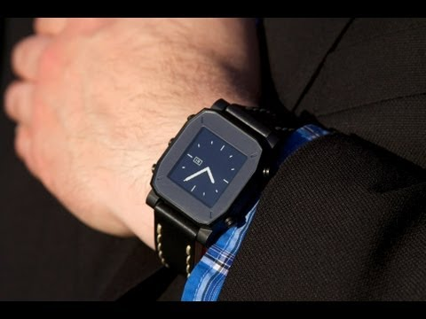 Agent Smartwatch is a Kickstarter Hit 2013