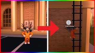 JAILBREAK ROBLOX GLITCH[HOW TO ROB MUSEUM FROM OUTSIDE](ROBLOX)