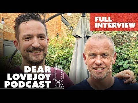 Frank Turner FULL INTERVIEW | Dear Lovejoy Podcast
