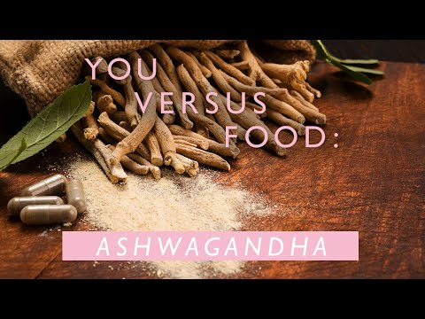 Ashwagandha What It's and Why I am Taking It