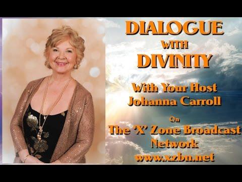 Dialogue with Davinity Radio Show with Johanna Carroll - Guest: SUZI LULA