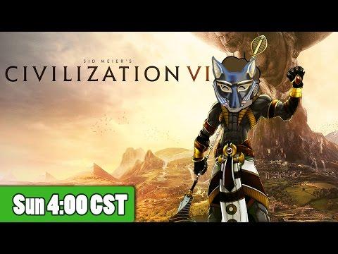 Civilization VI - The Great Lani Renaissance - Stream Four Star