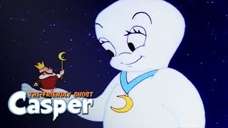 Casper Classics | Boo Moon / Dawg Gone | Casper The Ghost Full Episode