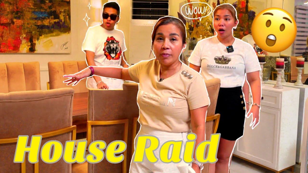 House Tour sa Isa Pang Bahay ni Madam She ( Napa-WOW ako sa nakita ko!)