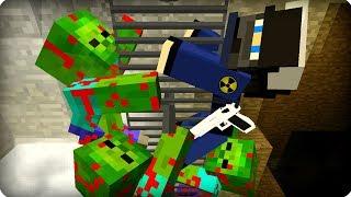 Как он вообще выжил? [ЧАСТЬ 38] Зомби апокалипсис в майнкрафт! - (Minecraft - Сериал)