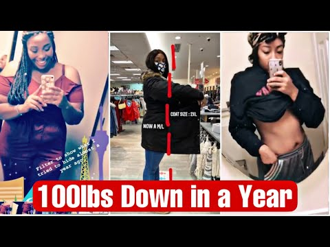 100lbs-down-in-1-year:-my-weight-loss-journey-|-my-story-to-a-healthier-lifestyle