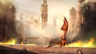 "Official War Dragons | ""The Wind of Battle"" Trailer"
