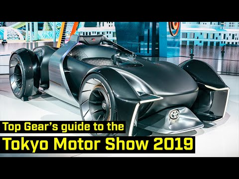 All the Important Cars from the Tokyo Motor Show | Top Gear