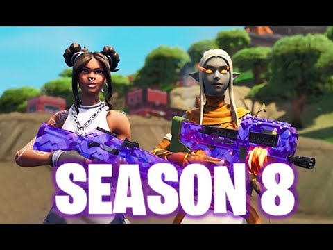 Fortnite Season 8 Update Soon!! :) thumbnail