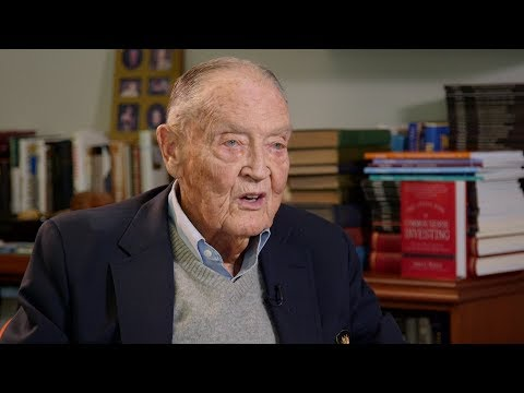 Jack Bogle on What's Next for Active Investing