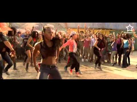 Flo Rida - Sugar --step up 4