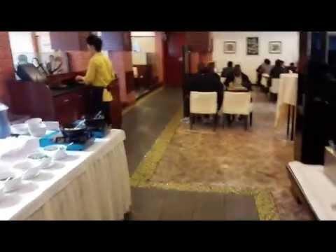 Shenzhen: Restaurant Huawei