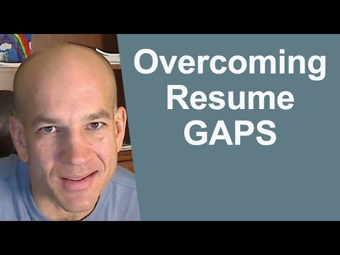 Best way to explain work history gaps
