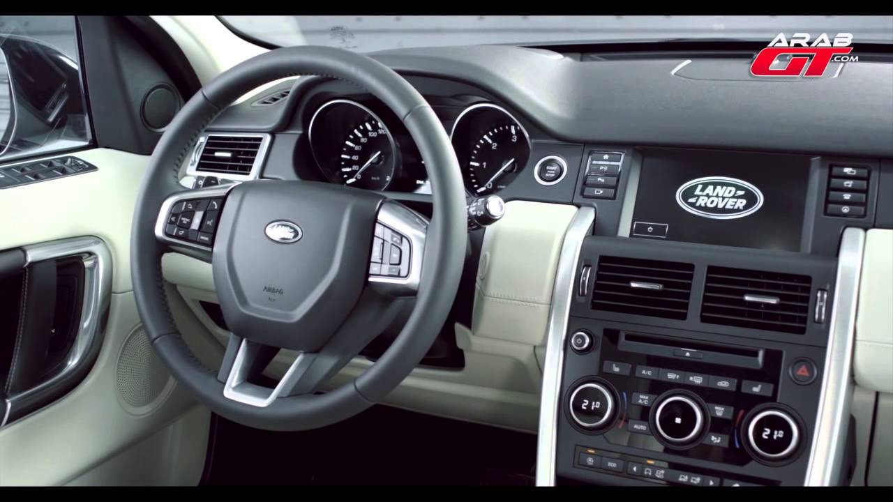 Land Rover Discovery Sport >> لاند روفر ديسكفري سبورت land rover discovery sport 2015 - YouTube