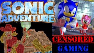 Sonic Adventure Censorship - Censored Gaming