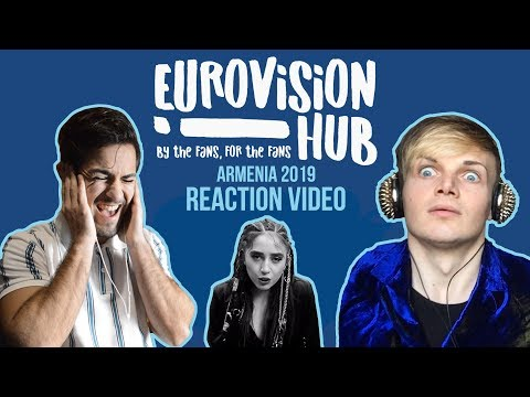 Armenia | Eurovision 2019 Reaction Video | Srbuk - Walking Out