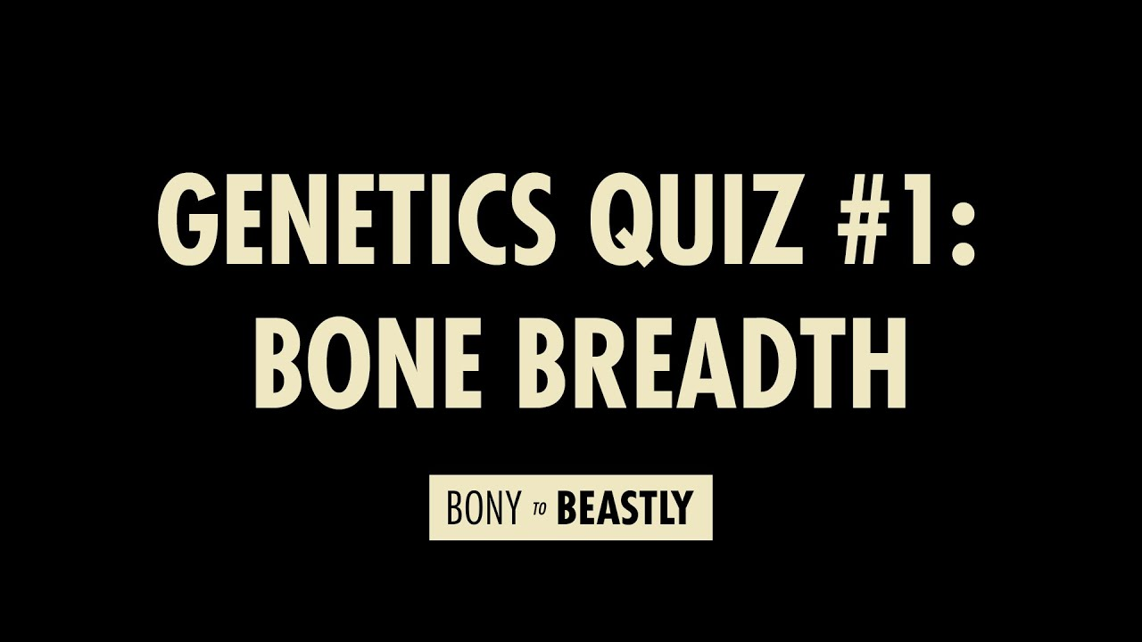 How to Know if You're an Ectomorph — Bony to Beastly