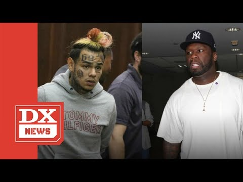 Shots Reportedly Fired During Tekashi 6ix9ine & 50 Cent Music  Shoot