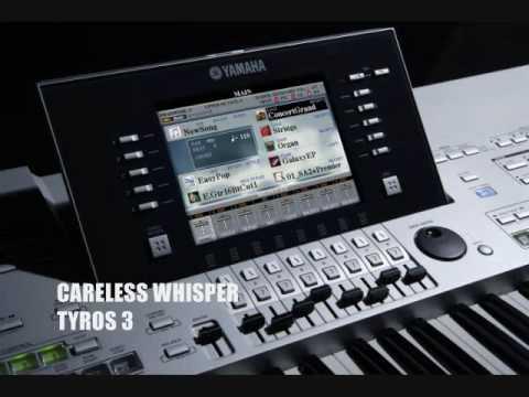 Careless Whisper Yamaha