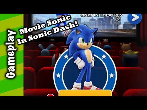 Sonic Dash -